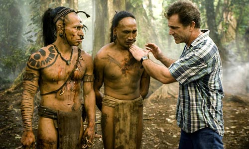 Apocalypto review by mark walters