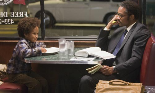 THE PURSUIT OF HAPPYNESS review by Mark Walters