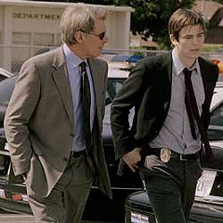 Bruce Walters Ford >> HOLLYWOOD HOMICIDE review by Mark Walters